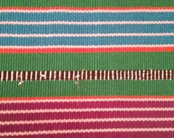 T 018 - woven cloth - North Togo - Atakpamé