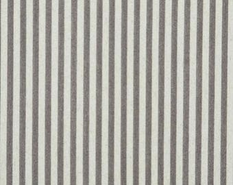 fabric, stripes, 280cm, W, grey, linen, cotton, polyester