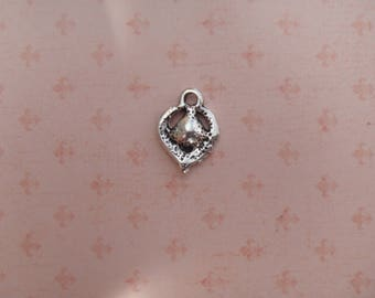 Set of 20 Charms sterling silver