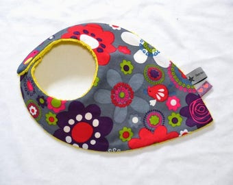 Bandana bib perfect for letting baby drool with class!