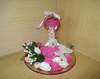 Center of gravity of flowers, wedding