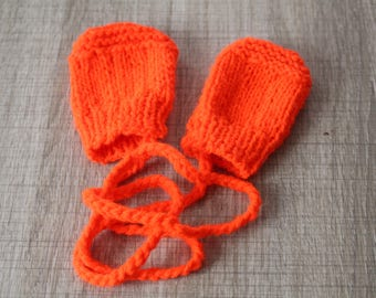 mittens baby with the link for the coat
