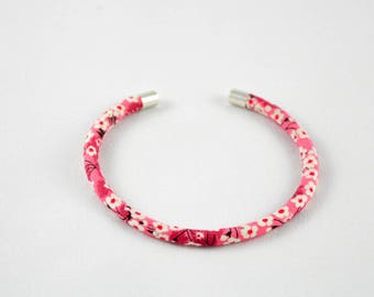 Pink Liberty Mitsi Valeria Bangle Bracelet