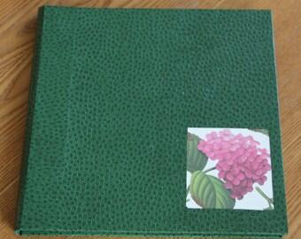 Garden planner notebook