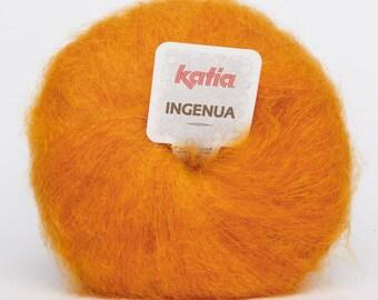 INGENUA yarn - color (65) Katia Katia - ball 50 GR