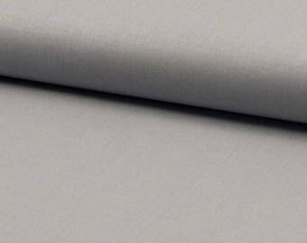 Gray mouse / plain, cut 25cm