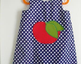 "Very cute dress 6 ""Big Apple"" T"