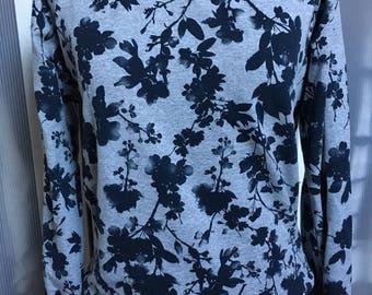 Pretty floral women Sweatshirt