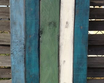 customizable wood pallet Board
