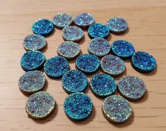 22 12 mm cabochon resin thickness 2mm to 3mm