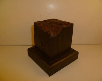 Square shaped beech and oak textured schctn1