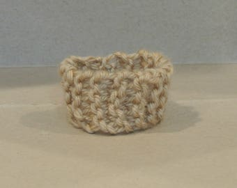 Beautiful Toast Knitted Bracelet