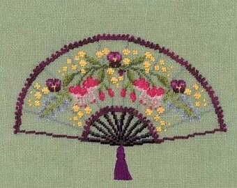 Ladies Fuchsia range blessed Embroidery Kit