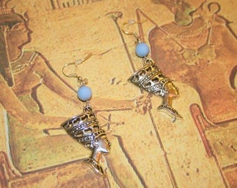 """Earrings """"collection Queen of Egypt"""""""