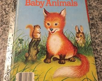 A Little Golden Book: Baby Animals