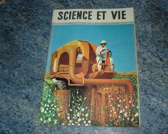 SCIENCE and life magazine magazine number 356 may 1947