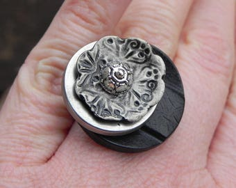 ring thickness: little Spring Flower