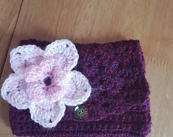 Handmade Pouch/wallet Crochet