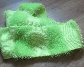 Original Snood for children, hand knitted.