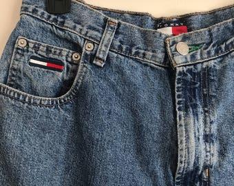 Vintage Tommy Hilfiger jeans 1980's