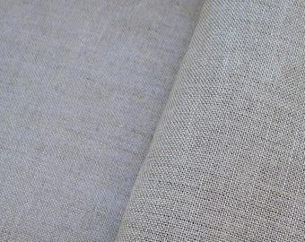 Coupon 22 X 75 cm canvas embroidery linen