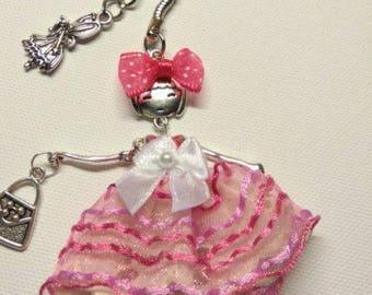 Beautiful Keychain, bag Sydounette 03