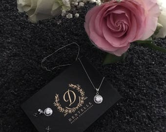 Jewellery Set | bridal accessories | bridesmaids gift | gift for her