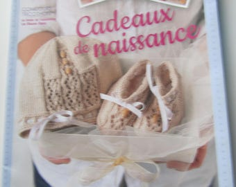 """""""Baby gifts"""" book - Crochet and knitting - pink blouses"""