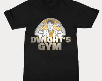 US Office TV Show T-Shirt - The Office TV Show Shirt - Dwight Schrute T-Shirt - Dwight Schrute Tee - Dwight Schrute Shirts