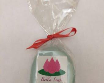 BellaSoapCo's Glycerin & Shea Butter Soap