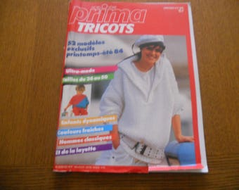 Prima knits Special Edition spring summer 1984