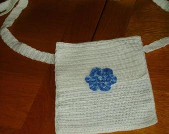 bag was crochet