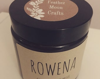 Rowena | Soy Wax Candle | Harry Potter Inspired | Ravenclaw | bookish