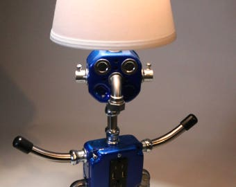 Randy the Robot Table Lamp