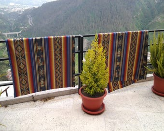 Handmade CURTAINS has hand-color and size choice