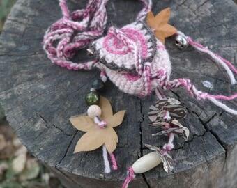 little Elf door amulet bag