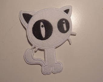 Beautiful Crest used Cat amigurumi