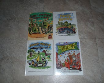 John Deere Johnny Tractor Story Books