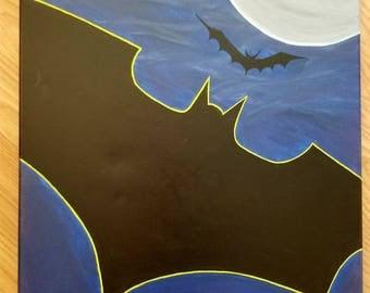 Batman in the Night, Original