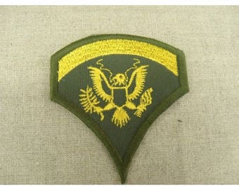 military patch FUSIBLE - Eagle pattern