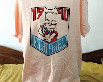 Vintage Bart Simpson Tshirt
