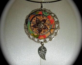 Unique pendant.  The cheerful amulet
