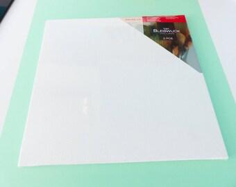 painting 3 canvas 25 x 25 cm Painter's canvas square