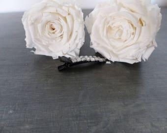 rhinestone alligator hair clip