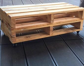 Shoe pallet furniture