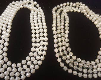 Costume Opera Pearls
