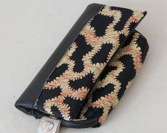 Tobacco pouch-Tan - Wax and leather