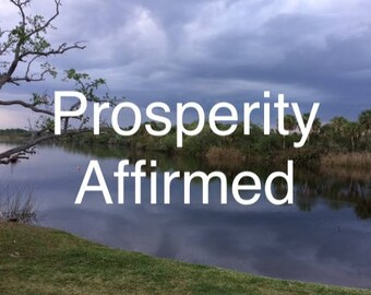 Hypnosis Prosperity Affirmed Hypnotherapy