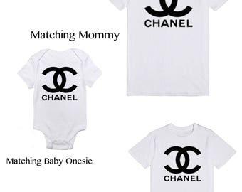 Matching Family T-Shirts | 1st Birthday Party Keepsake | Designer Inspired