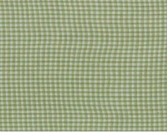 Moda Garland Green Wovens Fabric
